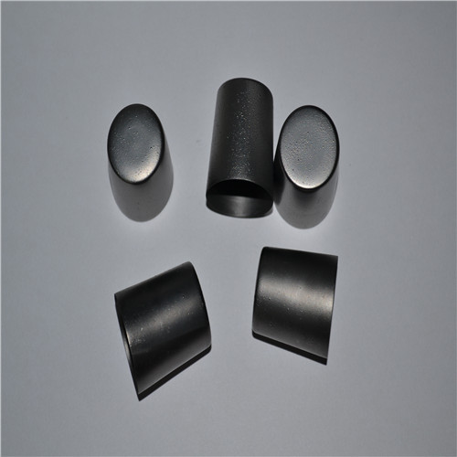 pyrolytic graphite crucible