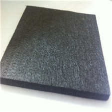 graphite felt used for conductive electrode